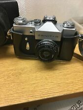 Russian Zenit  B 35mm Camera Industar-50-2 3.5/50 Lens 71124902