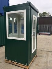 Car Park Kiosk ticket office container cabin , flat pack