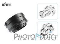 Bague d'adaptation - LMA-PK-C/M objectif Pentax K PK vers boitier Canon EF-M M