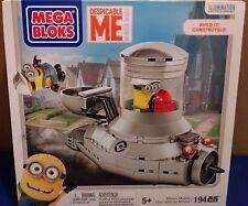 Mega Bloks Despicable Me Minion Mobile 194 pcs. Boys 5 yrs+ New 2015