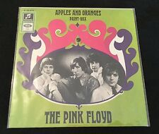 "BEAUTIFUL MINT '67 GER 7"" Apples And Oranges"" PINK FLOYD Syd Barrett 45 PRISTINE"