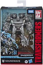 Transformers Soundwave Deluxe Generations Studio Series 51 - BNISB
