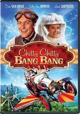 Chitty Chitty Bang Bang Dick Van Dyke Family Kids Movie Classic Dvd New Sealed