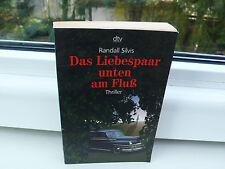 BUCH DAS LIEBESPAAR UNTEN AM FLUSS KRIMI THRILLER ROMAN TASCHENBUCH BOOK !!!!!