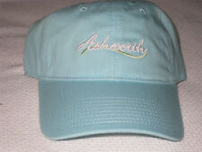 3abf3186a96 ASHWORTH GOLF CAP LIGHT BLUE GREEN (TURQUOISE) COLOUR. WHITE LOGO.