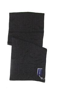 $450 Ralph Lauren Purple Label Mens Made In Italy Silk Knit Foulard Scarf New