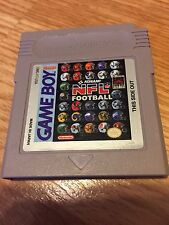 [Game Boy] NFL Football (CART ONLY) - *USED*