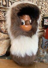 Design Of Merit Raymond Bourbeau Inuit Eskimo Vintage Toy