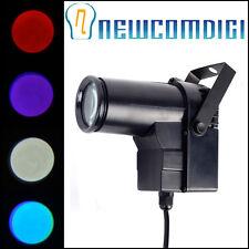 Eyourlife10W RGBW 4in1 LED DJ della fase DMX512 6CH Mini Riflettori effetti luce