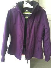 Trespass Waterproof Purple Womens Ski jacket