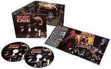 Ac/dc Live CD 23 Track 2 Disc Set in Fold out Digipack European Epic 1992