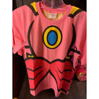 MARIO Super Princess Peach T-shirt Nintendo Universal Studios Japan L size USJ