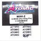 Atomic AR-074 Mini-Z C-Ring For King Pin