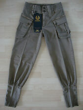 BELSTAFF NEW LADY COUNTRY PANTS MOUNTAIN BROWN Damen Hose Gr.36 NEU mit ETIKETT