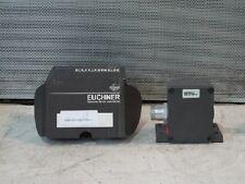 EUCHNER RGBF-05R12-502-C1708-4 PRECISION LIMIT SWITCHES (NEW IN BOX)