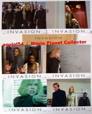 THE INVASION - Nicole Kidman - Set of 6 FRENCH LC