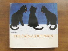 THE CATS OF LOUIS WAIN - 1st/1st HCDJ 2000-  illustrated FINE art