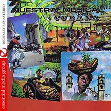 Nuestra Musica Cubana [New CD] Manufactured On Demand, Rmst