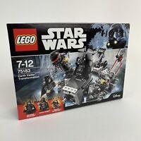 Lego 75183 Star Wars Darth Vader Transformation Set - 282 pieces Ages 7-12 BNIB
