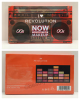 I HEART REVOLUTION NOW THAT'S WHAT I CALL MAKEUP 00's EYESHADOW PALETTE (VEGAN)