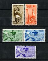 Italy Stamps # 324-8 VF OG HINGED Scott Value $577.65