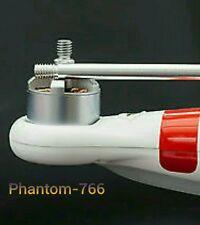 DJI Phantom 2,3,Auswuchtwelle auch für WL Toys 303 FC40 M6 L und R  Alu110mm