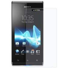 AMZER KRISTAL CLEAR MATTE SCREEN GUARD PROTECTOR SHIELD FOR SONY XPERIA J ST26i