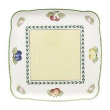 Villeroy & Boch Charm & Breakfast French Garden Platte quadratisch 30x30 cm