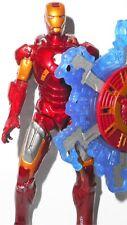 marvel universe AVENGERS movie IRON MAN MARK VII 7 fusion armor 2011 legends