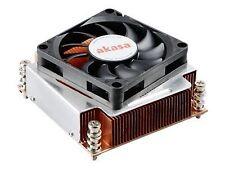Akasa Ak-cc6502bt01 2u Cpu-cooler for LGA Socket 2011 70 Mm