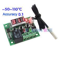 DC12V W1209 Digital Thermostat Temperaturanzeige Temperaturregler Control Module