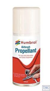 AV6941 Humbrol Airbrush Power Pack Airbrush Propellant 400ml (Large)