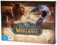 World Of Warcraft WoW PC Windows MAC OS Version Strategy Guide + Expansion Packs