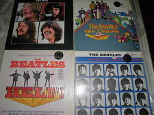 THE BEATLES,LOTS,LPS,VG+++ TO EX+++,MADE IN VENEZUELA,ONE PRICE, 4 LPS.