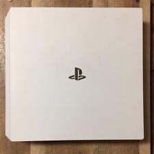 Sony PlayStation 4 Pro 1TB Glacier White Excellent Condition w Destiny 2