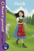 Heidi - Read it yourself with Ladybird. Level 4 (Paperback book, 1931)