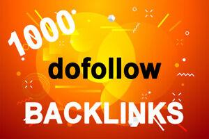 1000 Backlinks, dofollow Backlinks, SEO Backlinks, Linkaufbau, Website Booster