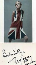 David Essex Hand Signed 6x4 B//W Promo Autographed 1960//70s British Singer