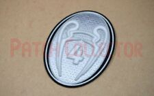 UEFA Champions League 4 Times Trophy - light grey Soccer Patch / Badge