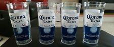 X6 CORONA EXTRA REUSABLE ACRYLIC GLASSES HOME PUB/BAR/MANCAVE/PARTY