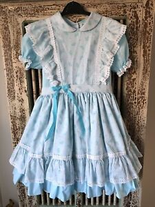 Vintage Party Dress 4-6 Year Old