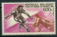 Madagascar 1973 Mi. 703 Neuf ** 100% 500 Fr, football, coupe du monde