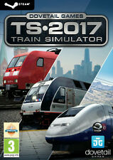 [Versione Digitale Steam] PC Train Simulator 2017  *Invio Key da email