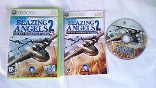 BLAZING ANGELS 2 SECRET MISSIONS OF WWII PAL MICROSOFT XBOX 360.ESPAÑA.