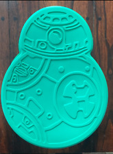 NEW STAR WARS BB-8 BB8 DROID SILICONE MOLD BIRTHDAY PARTY CAKE PAN