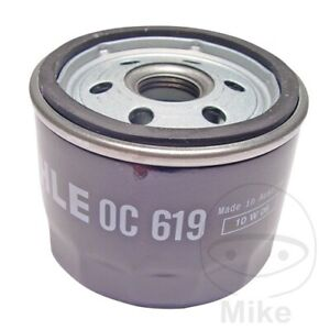 For BMW R 1200 GS LC ABS 2013 Mahle Premium Oil Filter