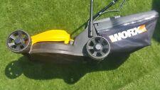 Worx WG783E Cordless Lawnmower 24v