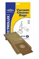 High Filteration Dust Bags For Electrolux E82 Vacuum Cleaners 5 Bags