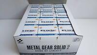 [ BRAND NEW ] 15 x Metal Gear Solid 2 Konami Figure Collection MGS2 MGS