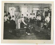 Vintage Poultry Market - Street Market - Vintage 8x10 Photograph - New York